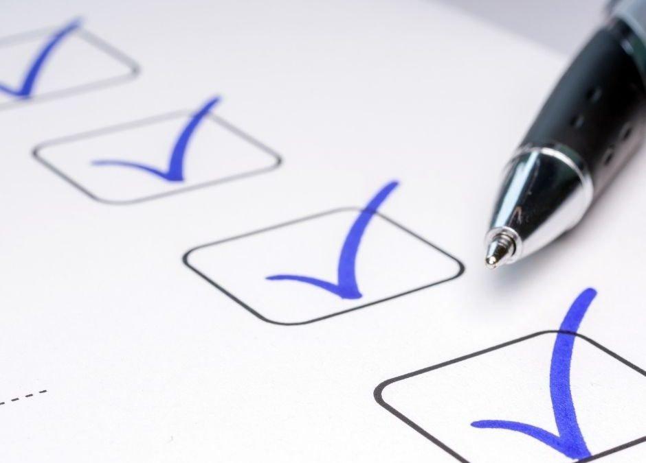 Making a Will Checklist