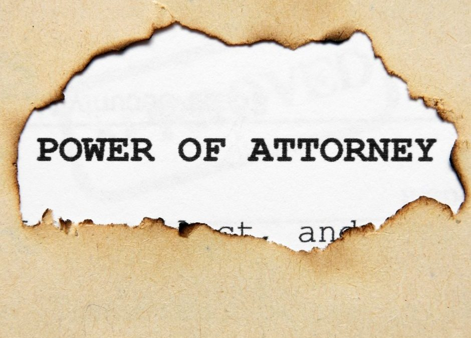 Why Do I Need a Lasting Power of Attorney?